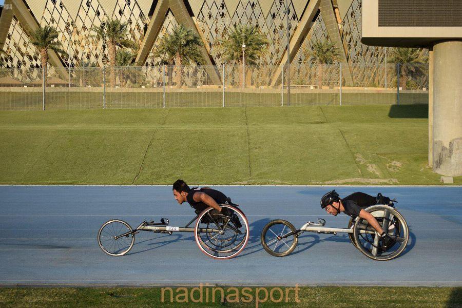معسكرا الرياض وجدة أولى مراحل إعداد أخضر قوى الإعاقة لأولمبياد طوكيو 2020