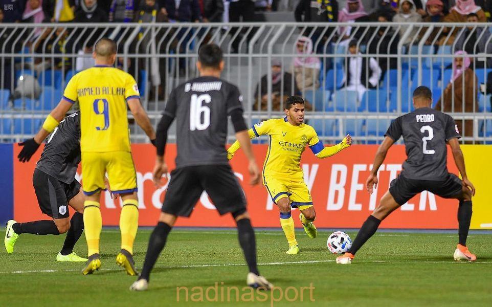 النصر السعودي يتعادل مع السد القطري في الجولة الأولى من دوري أبطال آسيا 2020