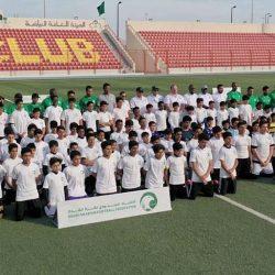 652 لاعبًا يختتمون تجربة اختيار موهوبين كرة القدم بالمدينة المنورة