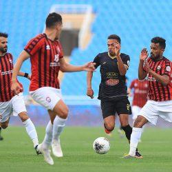 الفيصلي يكسب النصر بثلاثة أهداف في دوري كأس الأمير محمد بن سلمان للمحترفين