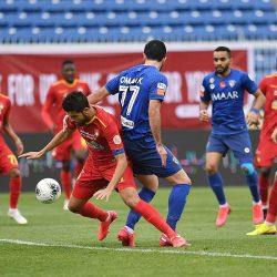 الاتفاق يفوز على الشباب في الجولة الـ 22 من دوري كأس الأمير محمد بن سلمان للمحترفين