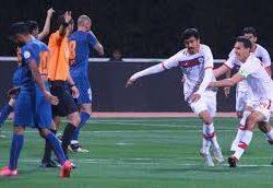 الأهلي يخسر أمام التعاون في الجولة الـ 22 من دوري كأس الأمير محمد بن سلمان للمحترفين
