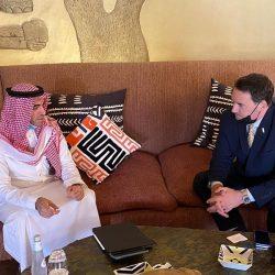 تعيين الأمير فهد بن جلوي نائباً لرئس اللجنة الأولمبية السعودية