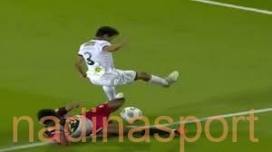 الشباب يعلن إصابة خالد الغامدي