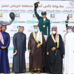 أكثر من 100 فارس في افتتاح بطولة أمير الرياض