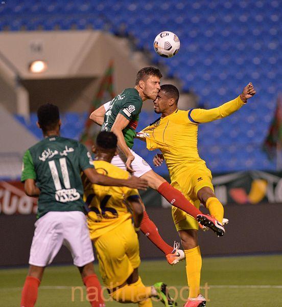 بثلاثية نظيفة التعاون يتغلب على الاتفاق في دوري كأس الأمير محمد بن سلمان للمحترفين