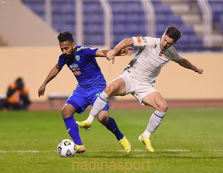 بخماسية الهلال يتغلب على الفتح في دوري كأس الأمير محمد بن سلمان للمحترفين