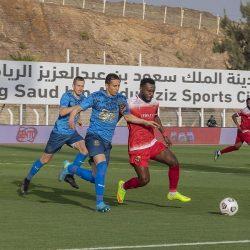الفيحاء يكسب أحد بخماسية في الجولة 27 من دوري الأمير محمد بن سلمان لأندية الدرجة الأولى