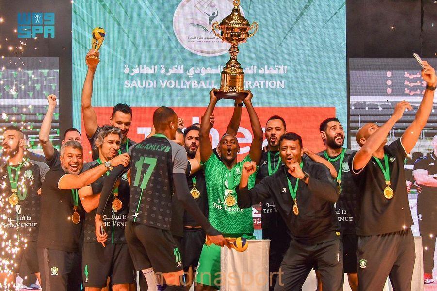 الأهلي بطلاً لكأس بطولة النخبة بعد تجاوز الهلال