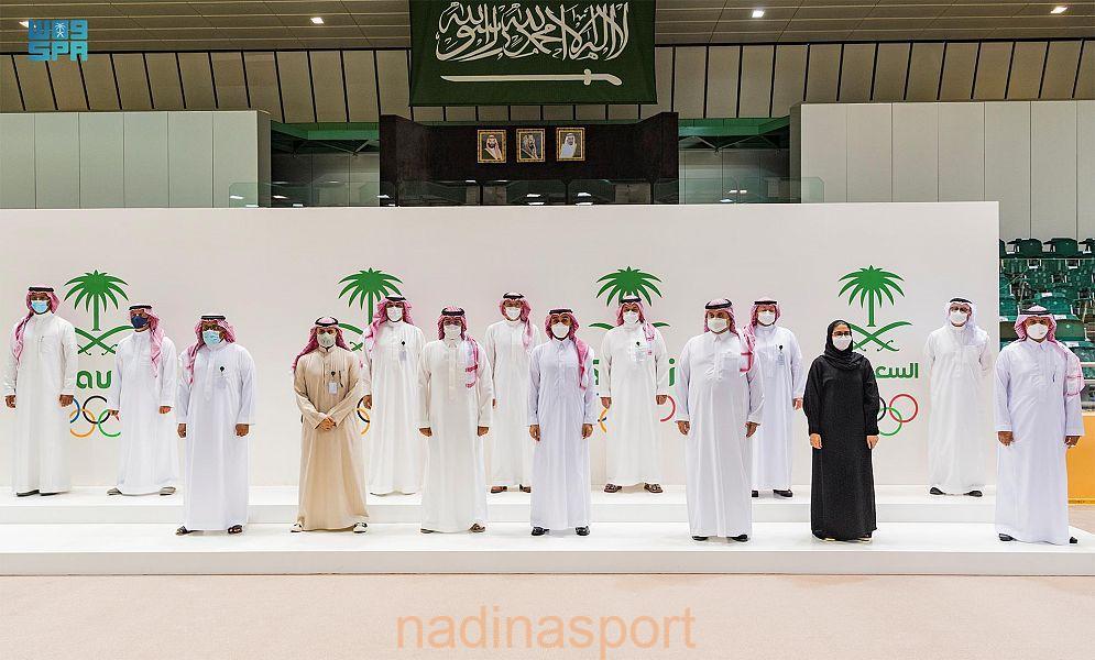 تزكية الأمير عبدالعزيز بن تركي الفيصل رئيساً للجنة الأولمبية للأعوام الأربع المقبلة