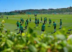 الأخضر تحت20 يواجه كرواتيا في افتتاح البطولة الودية الدولية