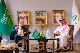 الفيصل .. يستقبل رئيس اللجنة الأولمبية البولندية