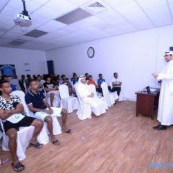 عضو شرف #الشعلة و #الهلال الشيخ جابر الشهري : لهذا السبب دعمت الطفيل