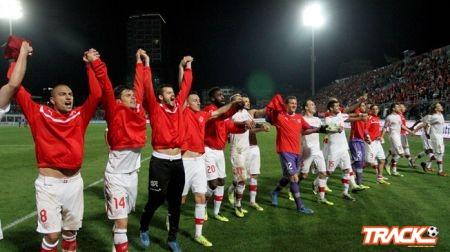 سويسرا إلى النهائيات للمرة العاشرة