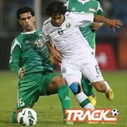 العراق للتعويض والسعودية لفوز ثالث