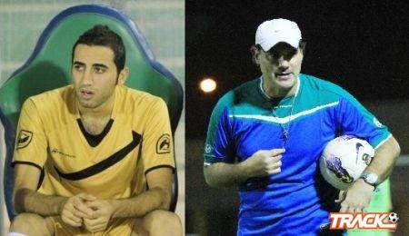 """الشعلة يقدم المدرب """"ماكيدا"""" و اللاعب """"محمد مصطفى"""" لوسائل الاعلام الاربعاء المقبل"""