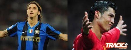 كريستيانو أو إبراهيموفيتش خارج مونديال البرازيل !!