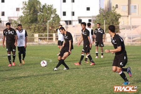 هجر يواصل تحضيراته لمباراة الرياض (صور)