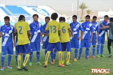 فريق شباب الهلال يودع بطولة الاتحاد