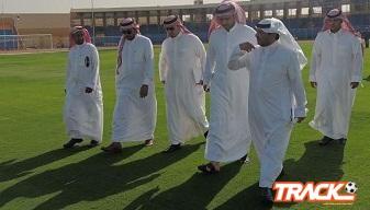 استمرار المباريات على إستاد الملك فهد