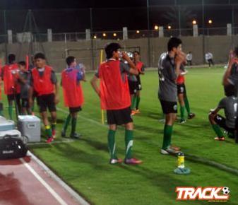انطلاق معسكر منتخب البراعم في الرياض