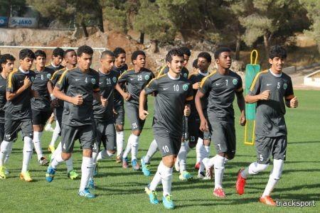 (أخضر الناشئين) يقص شريط تصفيات كأس آسيا بلقاء أفغانستان اليوم