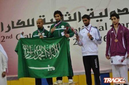 لاعبو الهلال للكاراتية يحققون خمسة ميداليات في بطولة قطر الدولية
