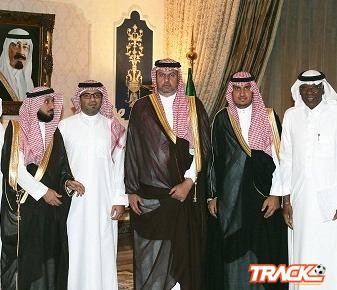 الرئيس العام يجتمع برؤساء أندية الدرجة الأولى