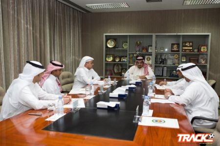 اتحاد السهام يعقد اجتماعه الأول ويضع خطة استراتيجية لتطوير اللعبة