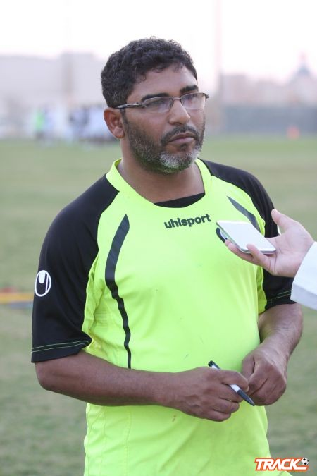 مدرب ناشئين هجر الكابتن محمد الخليفة هجر قدم مستوى مميز أمام النصر