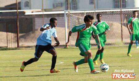 شباب الاخدود يتصدر بطولة منطقة نجران