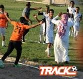 ناشئين هجر يسحق الطائي بثمانية أهداف