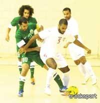 أخضر الصالات يتصدر الخليجية على حساب الإمارات