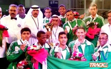 في أول انجاز يسجل للعبة .. الملاكمة السعودية بطلة الخليج