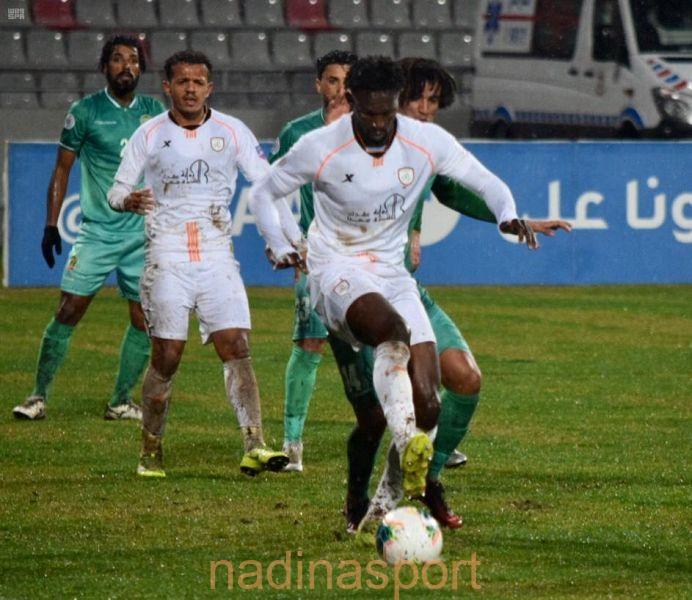 الشباب السعودي أول المتأهلين إلى نصف نهائي كأس محمد السادس للأندية الأبطال لكرة القدم