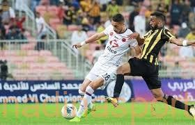 الاتحاد السعودي يتأهل لنصف نهائي كأس محمد السادس للأندية الأبطال
