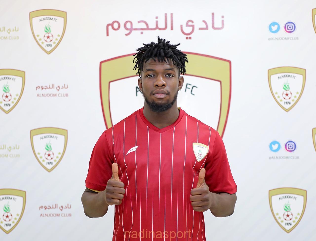 النجوم يوقع مع اللاعب أحمد العكروش و الظهيرين عبد الله هوساوي وأحمد المحيفيظ
