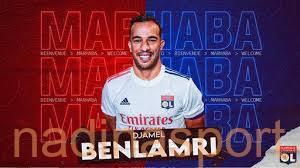 رسمياً: نادي ليون الفرنسي يوقع مع جمال بن العمري