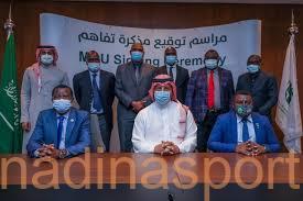 اتحاد القدم يوقع مذكرات تفاهم مع 4 اتحادات أفريقية