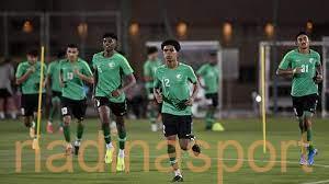 الأخضر تحت 20 يجري أولى تدريباته بمعسكر الرياض