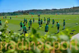 الأخضر الأولمبي يفتتح معسكر ماربيا استعداداً لأولمبياد طوكيو