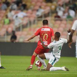 الرجاء المغربي يفوز على الاتحاد ويتوج بطلًا للبطولة العربية