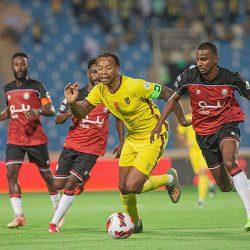 الأهلي يتعادل مع ضمك في دوري كأس الأمير محمد بن سلمان للمحترفين