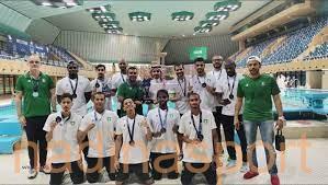الأهلي بطلاً لكأس وزارة الرياضة لكرة الماء
