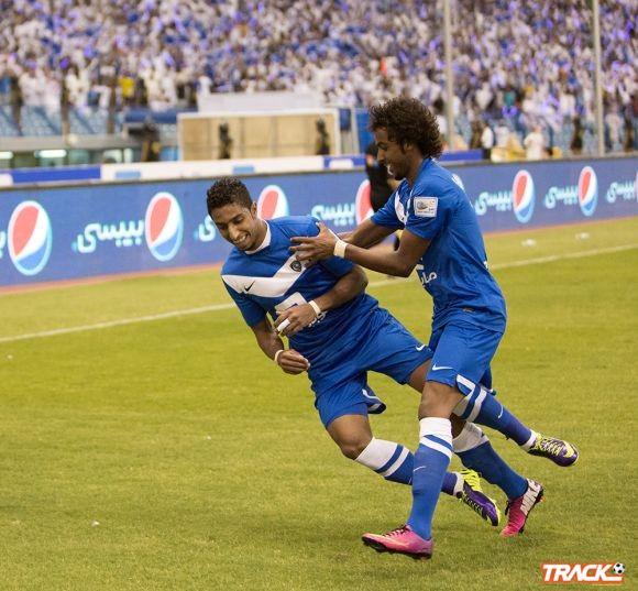 مباراة الهلال والشباب - تصوير مسلم خجيم